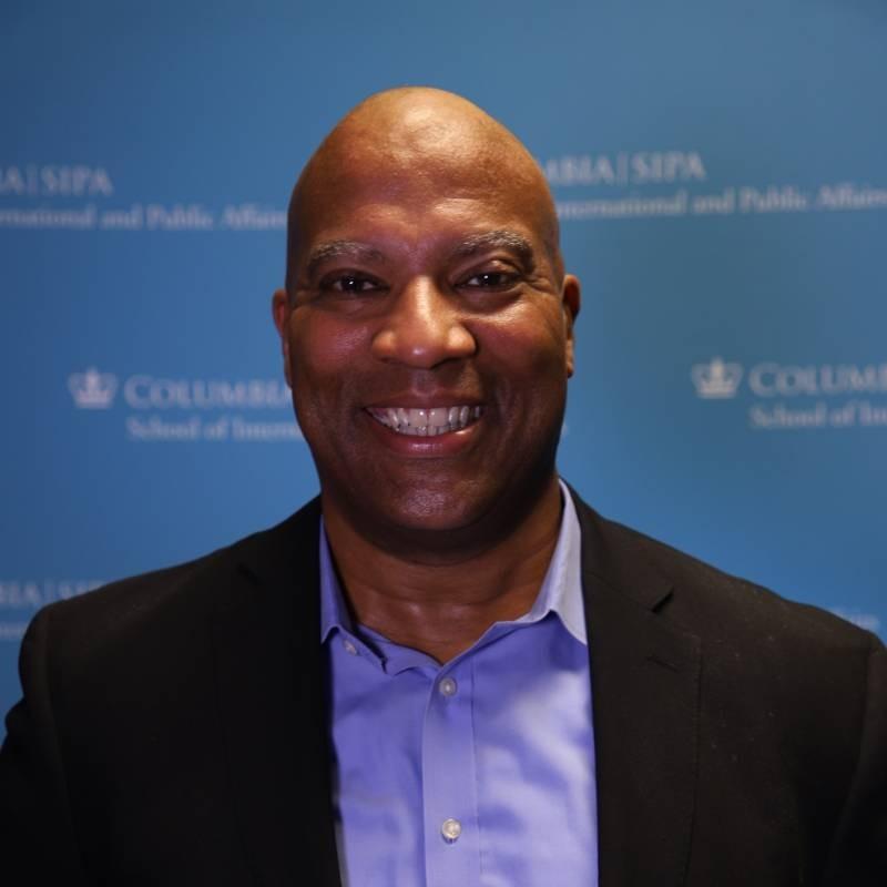 photo of Dr. David Maurrasse